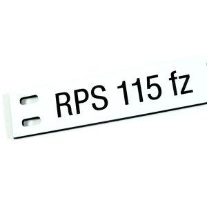 Kunststoff Kabelkennzeichnung